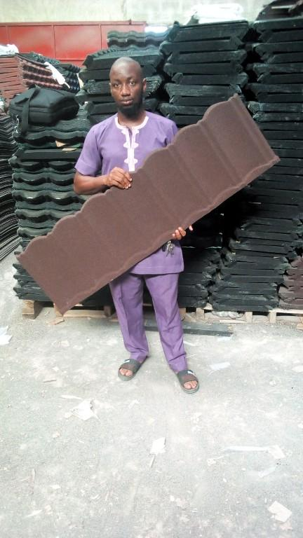 The Most Reliable Stone Coated Roofing Sheet For Sale
