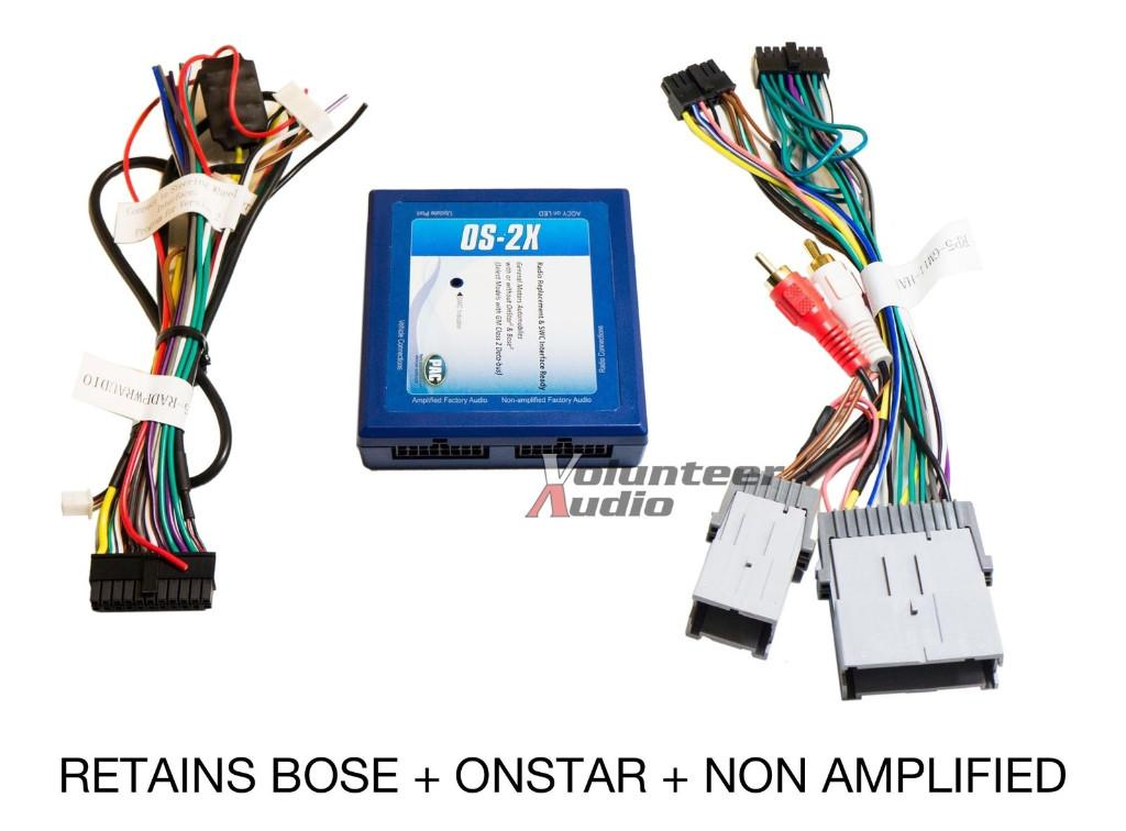 gm car stereo radio installation install wiring harness interfac -  image 3