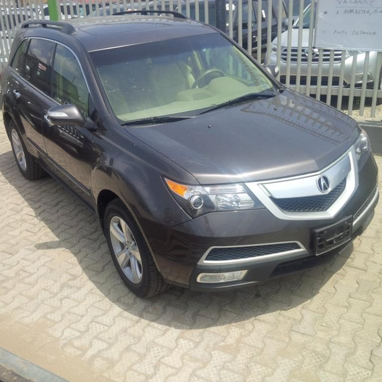 Clean Tokunbo Acura Mdx 2015 For Sale, Abuja